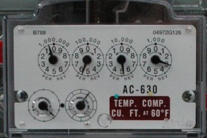 How Much Ccf Of Natural Gas Is Normal