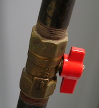 SE - NGS - AP - shut off valve